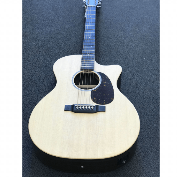 Martin GPCX1RAE Electro Acoustic Guitar Natural Sitka Spruce